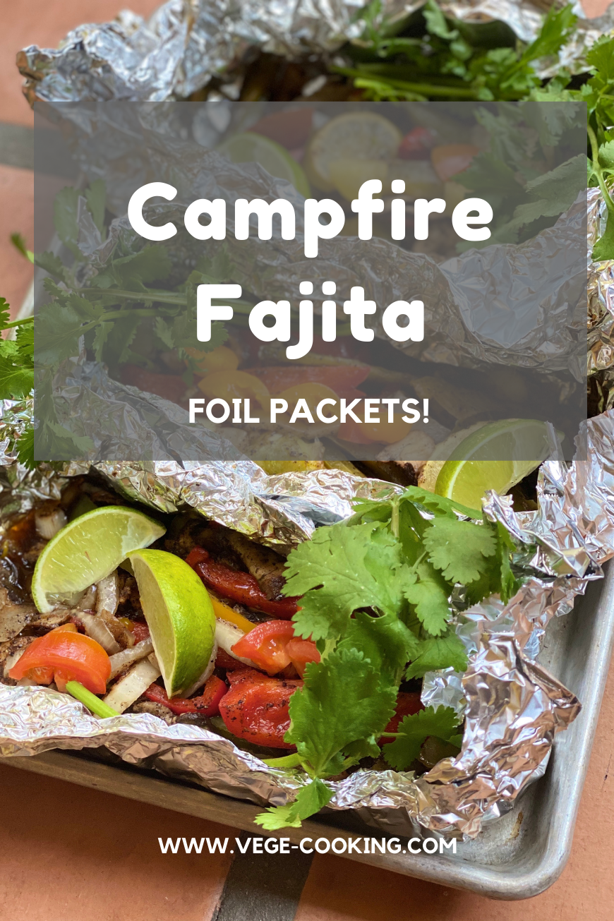 campfire recipes and camping recipes