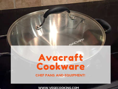 Avacraft Chef Pan