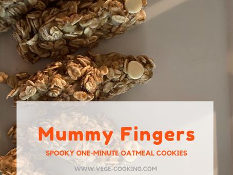 Mummy Fingers