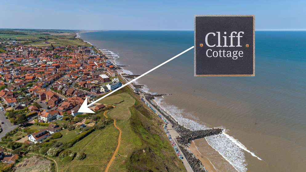 Cliff Cottage, Sheringham