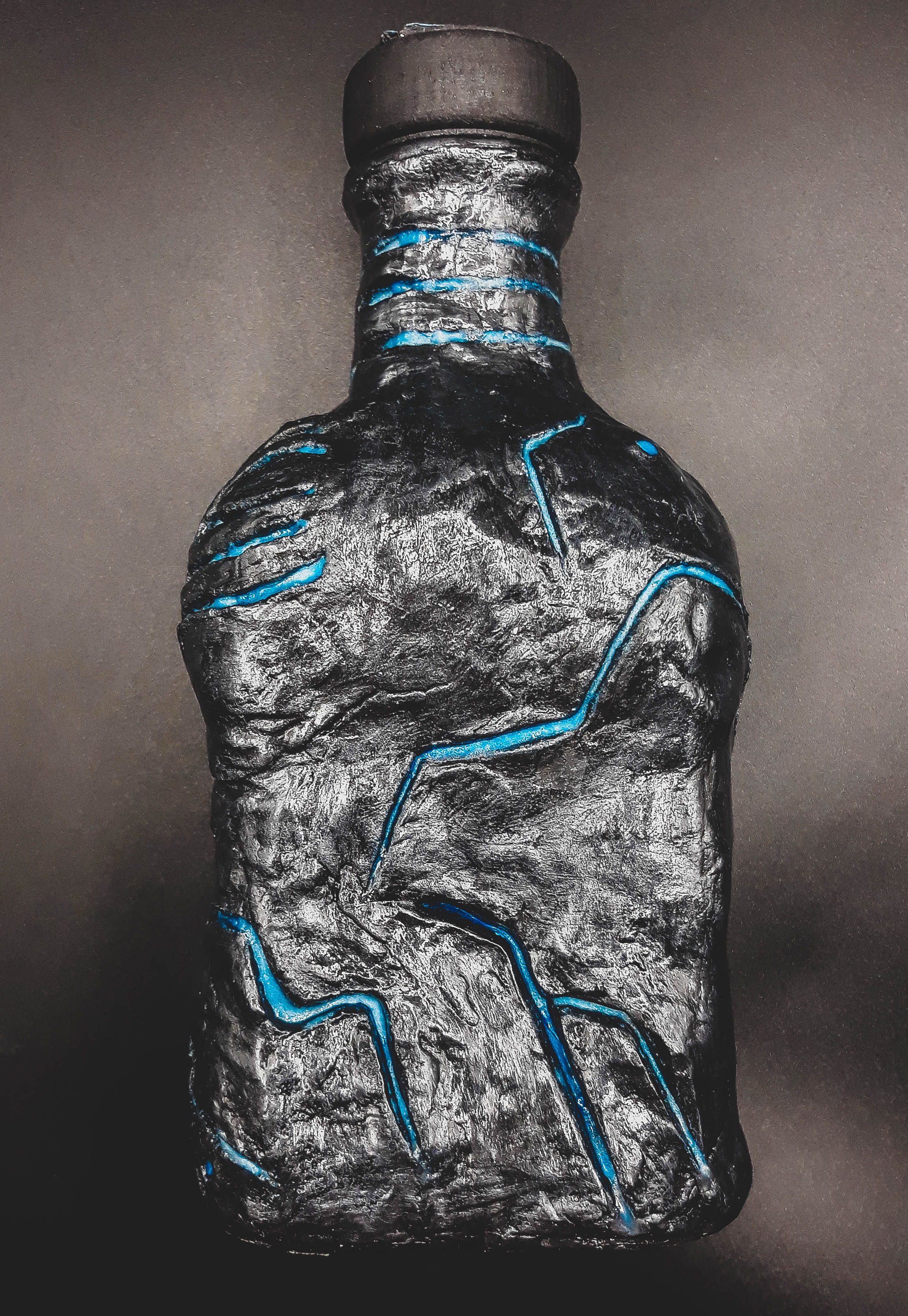 Science Fiction Bottle Design