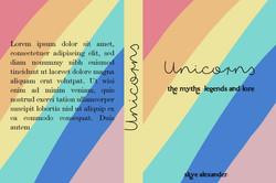 Unicorns Type cover 2
