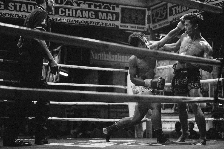 Muay Thai Chiang Mai