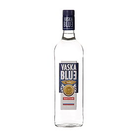 Vaska Blue Vodka