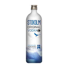Stokolm Original Vodka Tridestilada (Sleeve)