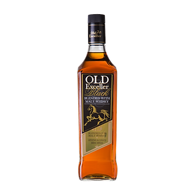 Aperitivo Whisky Old Exceller Black