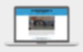 Footloose Website - Emma Rampton Portfolio