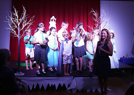 Footlose Drama Classs Narnia Production Ashtead Surrey