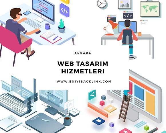 Ankara web tasrım hizmetleri