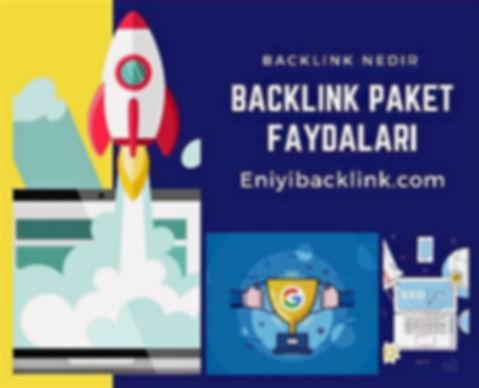 Backlnk Paketleri