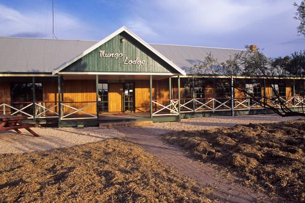 Mungo Lodge