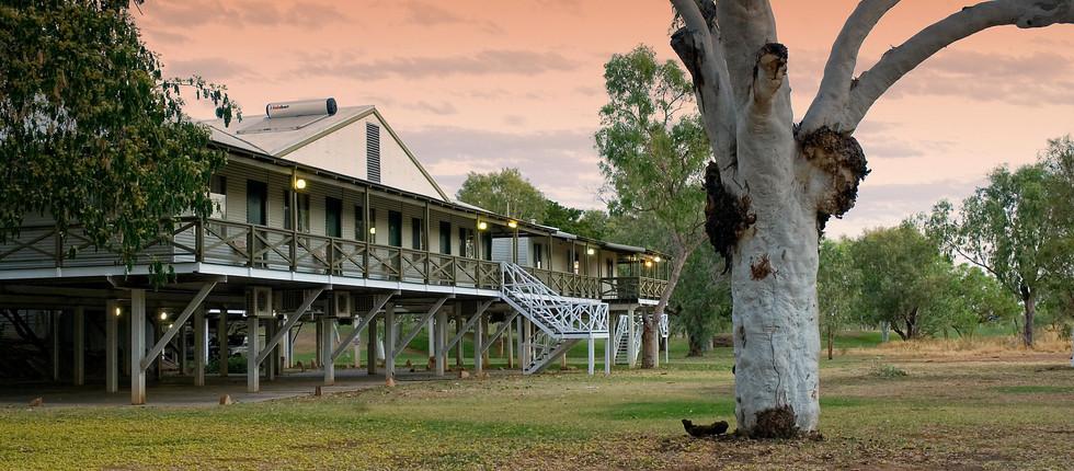 Fitzroy River Lodge