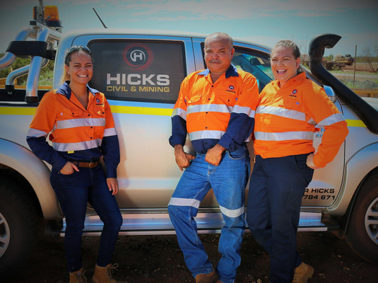 Hicks and Civing Mining