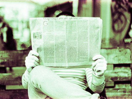 HOW TO READ A NEWSPAPER