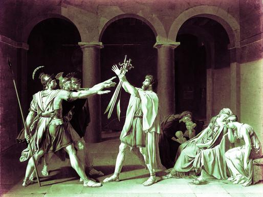 The Roman Salute