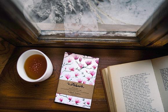 Carnet de notes Magnolia