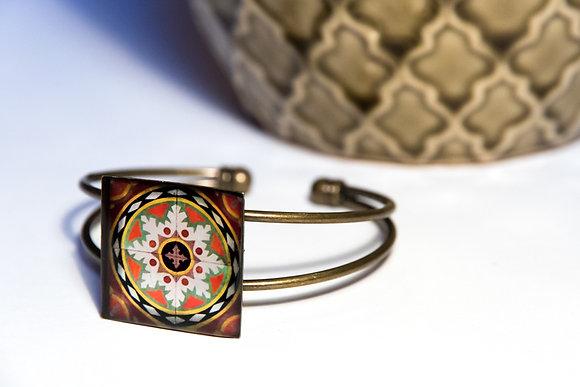 Bracelet Vintage Art Déco Motif nº15