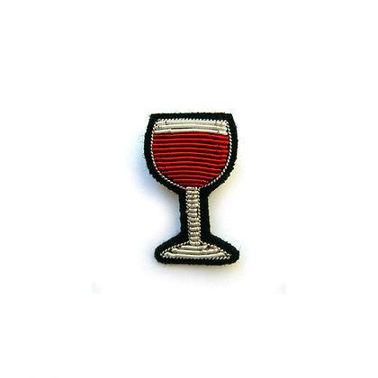 Broche Vin rouge - Macon & Lesquoy - Marseille
