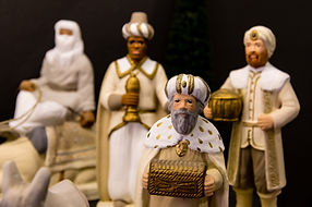 Les véritables santons de Provence - Arterra - Crèche de Noel