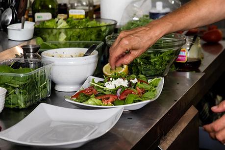 Mamma Cucina - Restaurant - Salade - Le Panier