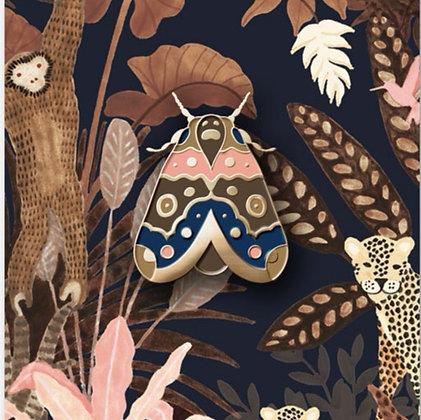 Pin's Papillon couleur pastel - Pins Butterfly - Marseille - Trois Fenêtres