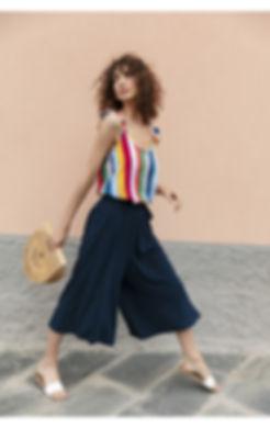 Pantalon culotte femme Marseille