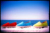 Espadrilles en cuir nubuck pour homme - Plusieurs coloris tendance - Marseille