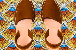 Sandales minorquines Marseille