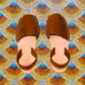 Sandales minorquines femme - Marseille