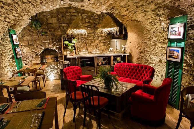 Tea room in Marseille - Veggie restaurant in Marseille