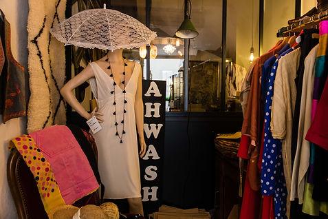 Ahwash - Boutique vintage - Le Panier
