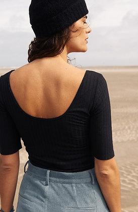 Tee-shirt femme encolure Marseille