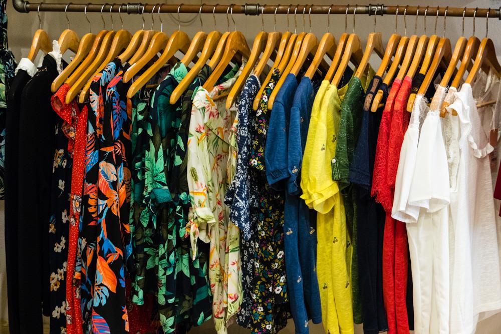 Corner vêtement pour femme concept store Marseille Trois_Fenêtres