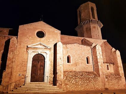 Eglise Saint Laurent au Panier Marseille