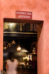 Intérieur Ahwash - Entrée des artistes - Le Panier de Marseille