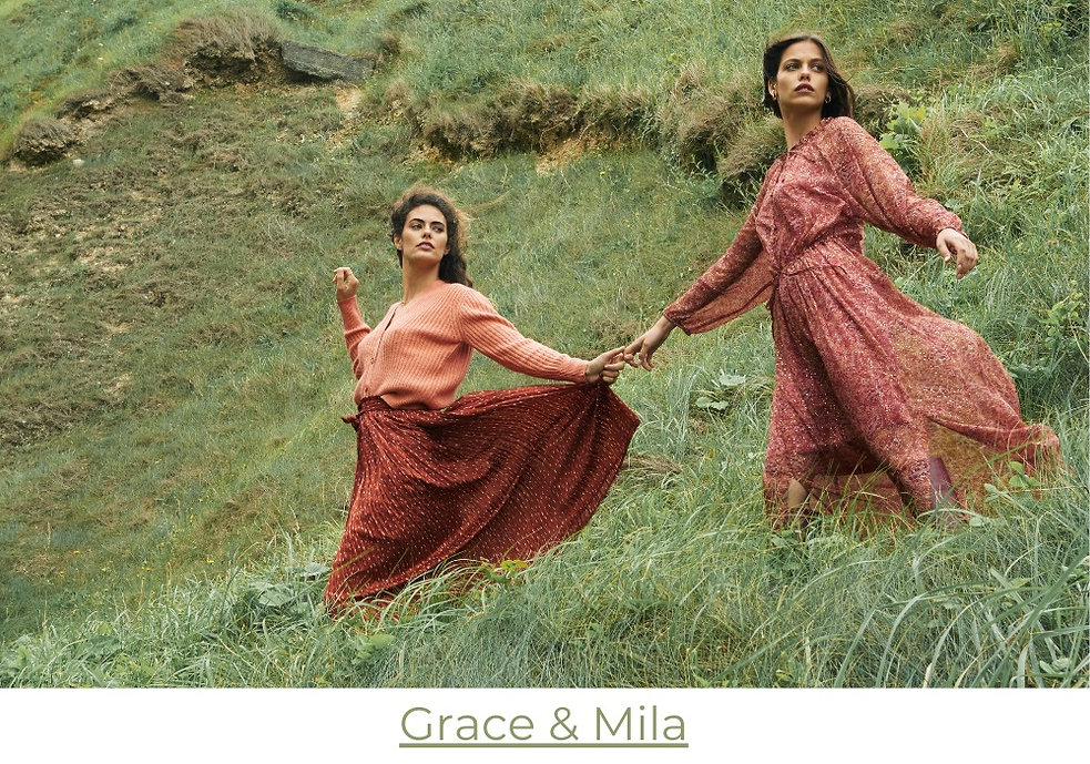 Grace et Mila