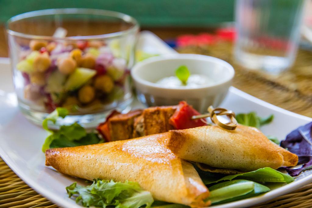 Vegetarian restaurant Marseille