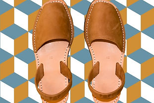 Sandales pour femme minorquines - Marseille