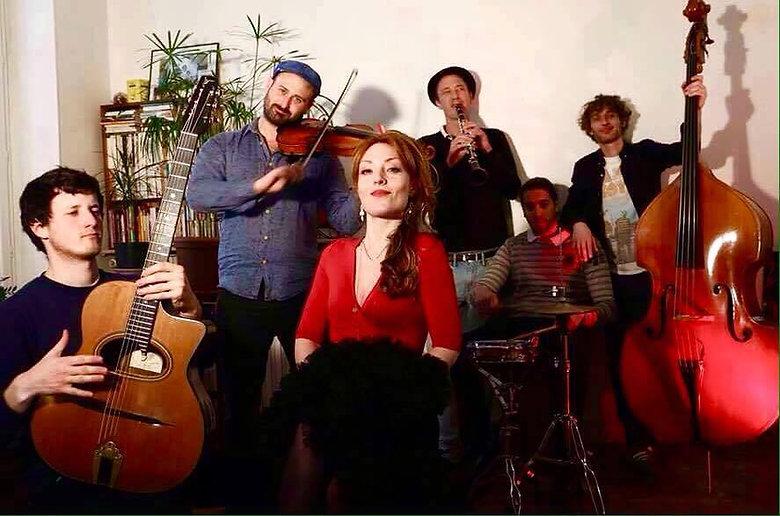 Massilia Gipsy Band - Concert à l'Ave Maria - Sortir - Le Panier de Marseille