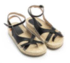 Espadrilles sandales pour femme - Boutique Marseille Trois Fenêtres