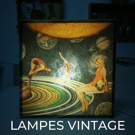 Lampe Vintage