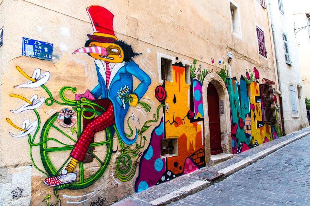 Trois Fenêtres - Concept store Marseille vue extérieure 2