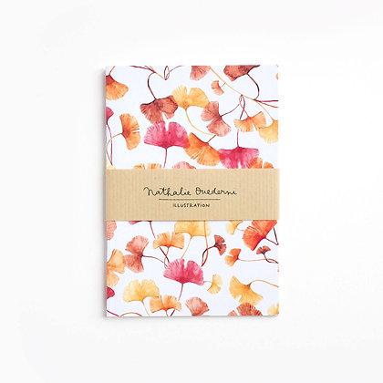 Notebook Gingko