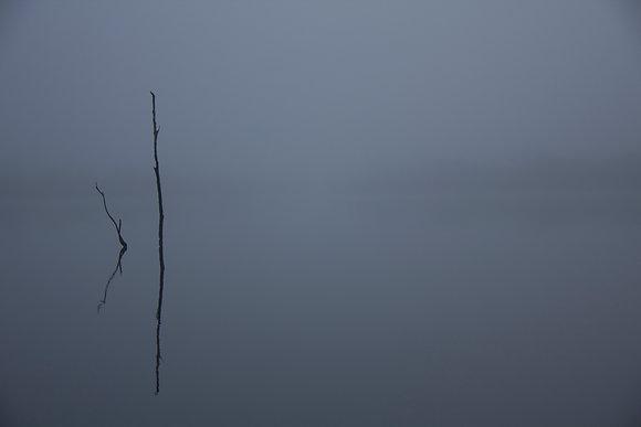 Photographie Jeu de miroir sur l'Amazone - Trois Fenêtres