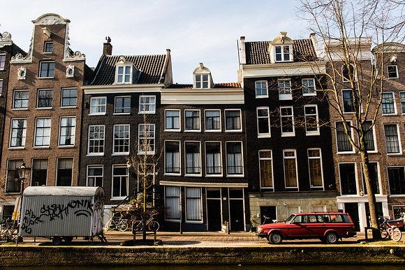 Photographie Amsterdam