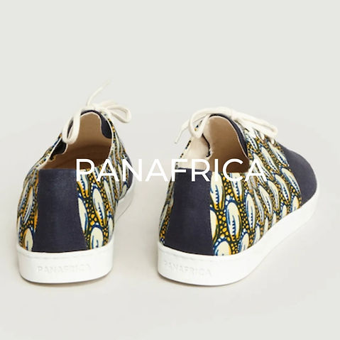 baskets panafrica homme