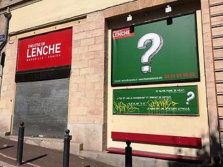 Théatre Joliette - Theatre de Lenche Le Panier Marseille