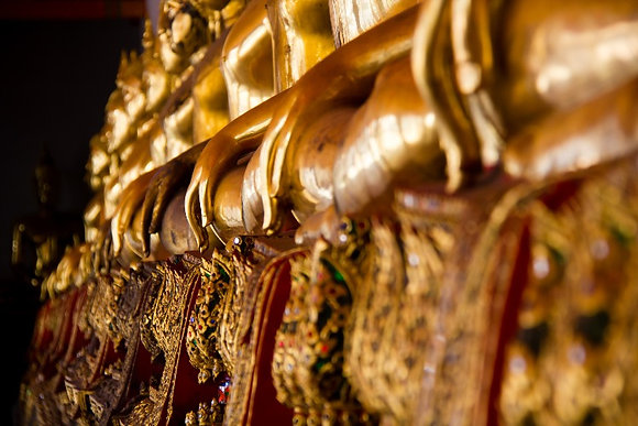 Photographie Temple Thaï, Bangkok