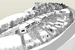 Habitat groupé - Construction écologique - Souad Rabhi Architecte