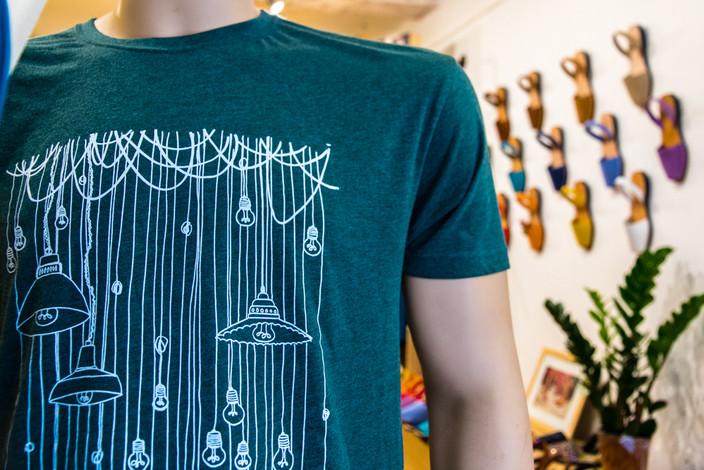 T-shirt Homme - Trois Fenêtres Marseille